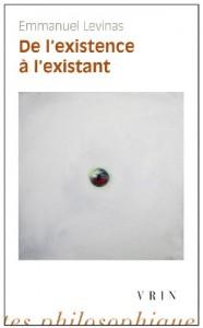 De l'existence à l'existant d'Emmanuel Levinas, VRIN