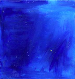 Elément - zoom 4-3, huile sur bois, 11 x 11 cm, 1999