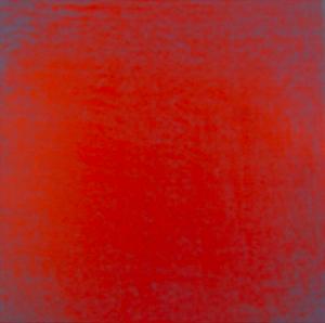 Etincelle 10, huile et cire sur bois, 13 x 13 cm, 2006