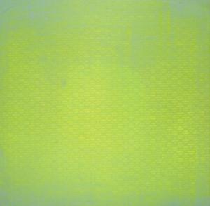 Etincelle 4, huile et cire sur bois, 13 x 13 cm, 2006