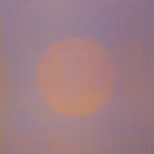 Etincelle 5, huile et cire sur bois, 13 x 13 cm, 2006