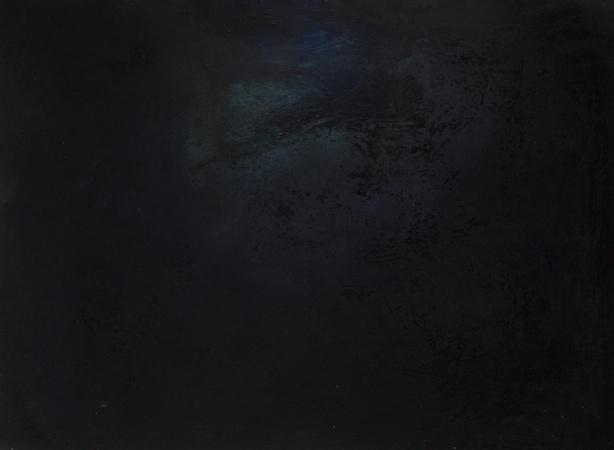 Prima Materia, huile sur bois, 100 x 120 cm, 2013