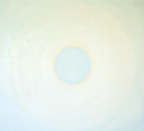 Réminiscence, huile sur bois, 100 x 110 cm, 2003