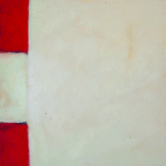 Sans titre 1, huile sur bois, 30 x 30 cm, 2002