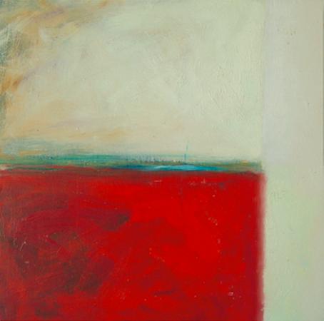 Sans titre 3, huile sur bois, 30 x 30 cm, 2002