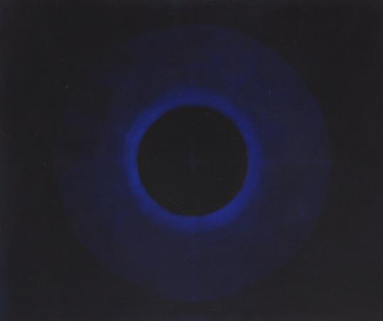 Sans titre, huile sur bois, 100 x 120 cm, 2009