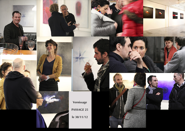 Vernissage Nat Leonard nov2012